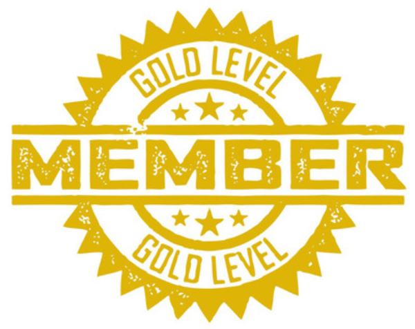 Gold Membership icon