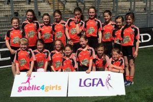 Gaelic For Girls 2014